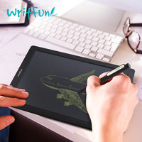 Writfun 12 Inch Wireless 1024 pressure sensitivity Graphics tablet