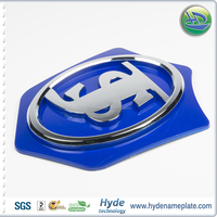 Customize High Quality Strong Adhesion ABS Stick on Car Badges