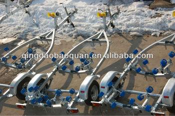 Boat Trailer/yacht Trailer/Inflatable boat trailer