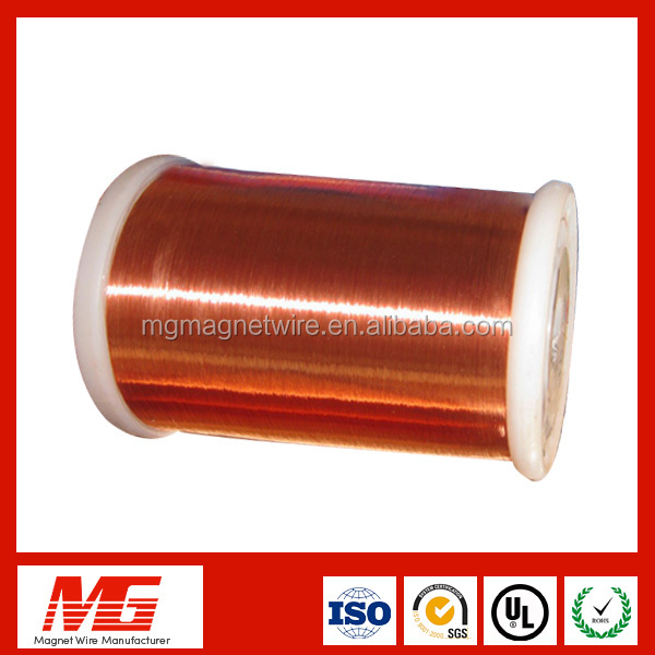 Fine Milberry Conductor Magnetic Copper Wire 4mm