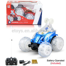 Best products for import 360 Degrees 6functions rc stunt toy car