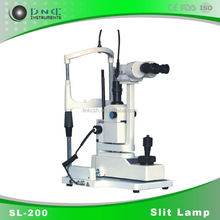 SL-200 microscope slit lamp for optometrist
