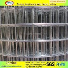 "good quality 3/8"" x 3/8"" Welded wire mesh"