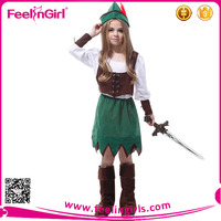 halloween cheap pirate child costume stage show costumes