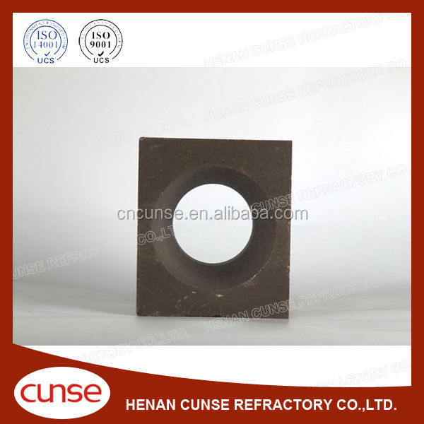 Supply best brice for direct bonded magnesia chrome fire resistant refractory brick