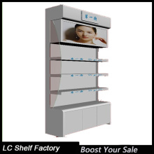 best price for modern wood metal cabinet wall showcase brackets shelf