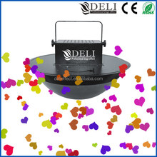 Sprinkle Color Paper Machine hanging Confetti Machine
