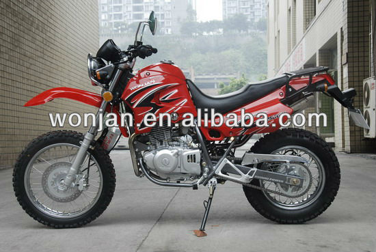 250cc suzuki technology dirt bike