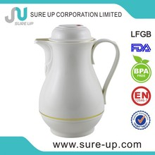 Foshan factory wholesaler glass inside thermo middle east tea pot(JGHS)
