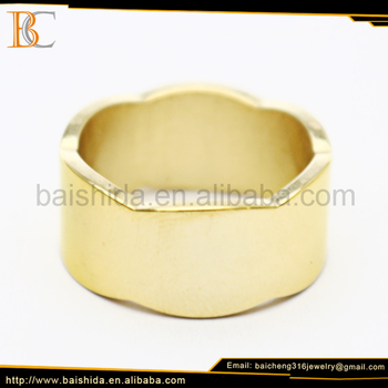 saudi arabia gold design rings gold stainless steel ring jewelry