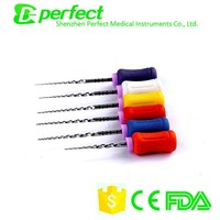 Shenzhen Perfect MTF dental root canal super files for hand use