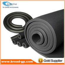 Thermal Insulation High Density NBR PVC Closed Cell Rubber Foam
