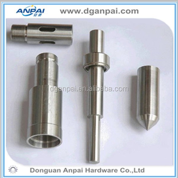 high precision custom Stainless steel turning mechanical engineering components