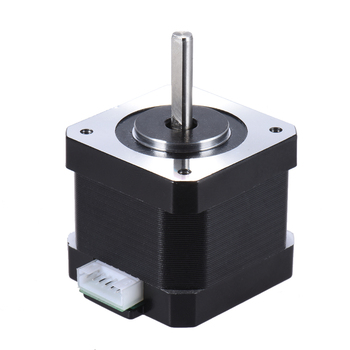 Cheap Anet 3D Printer Parts 3D Printer Accessories 2.8V 1.68A High Torque 0.4mm 42 Stepper Motor for Reprap Prusa i3 3D Printer