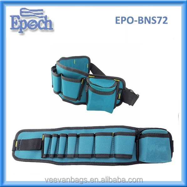 Heavy Duty Electricians Work Waist Tool Bag