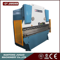 JUGAO WC67Y High Quality Bending Machine Manufacturer pipe bending iron sheet used plate bending