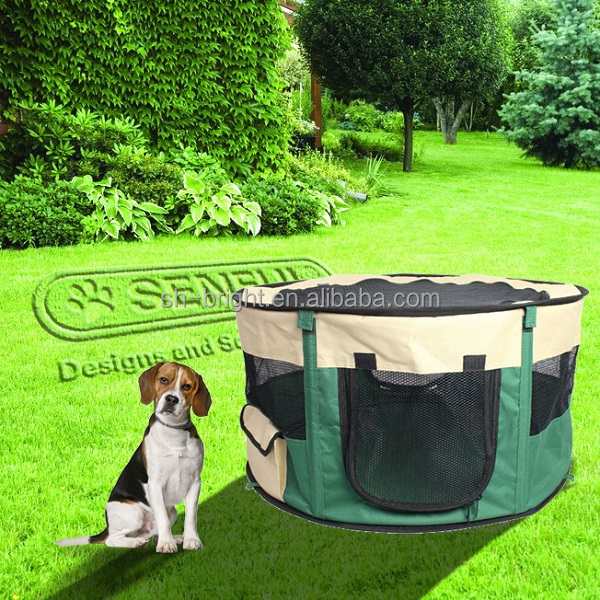 soft pet playpen