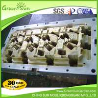 Custom high precision plastic injection mould/plastic mold making in China