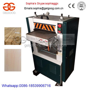 Commercial Wood Thickness Planer Single Side Thickness Planer Woodworking Surface Planer