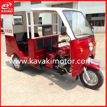 Popular African Bajaj Tuk Tuk / Passenger Three Wheels Scooter Sell In Nigeria