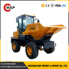 Factory FCY50R 5 TON dumper 180 rotating side tipper truck