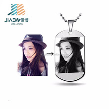 custom human new xvideos personalized photo dog tags