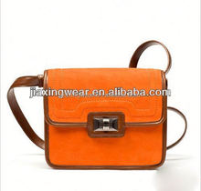 Fashion women nylon shoulder bags for shopping and promotiom,good quality fast delivery