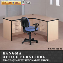 godrej office furniture+laminate melamine desk+melamine computer desk KM-S28-15