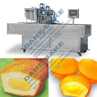 Yolk Cake Injection production line