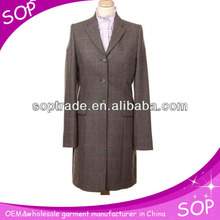 Winter business formal suits for plus size women china supplier