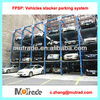 3 4 5 Cars Mechanical Parking Machine Lift
