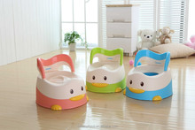 safety baby potty with fun,baby potty with back