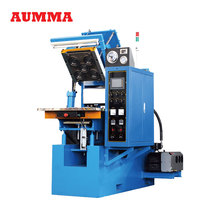 High pressure hydraulic auto rubber oil seal making machine