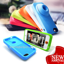 China manufacturer custom silicone cases for iphone 5s