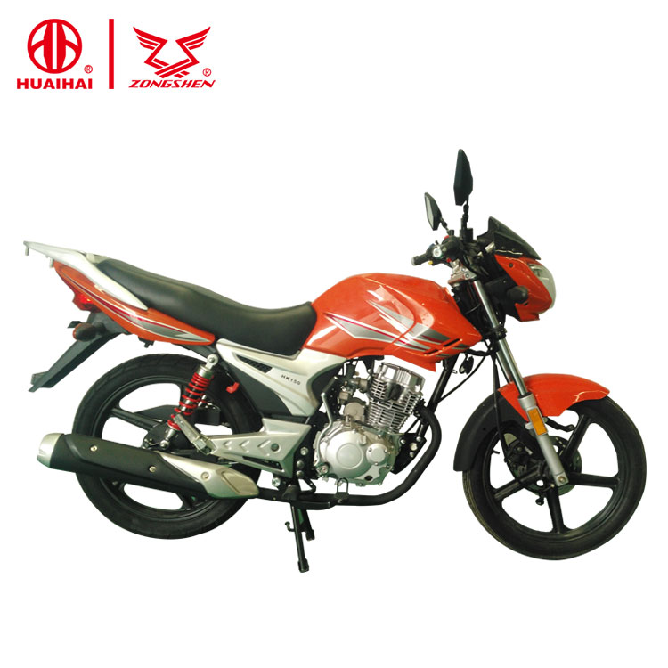 new model china cheap sport racing 150CC mobility adult motorcycle for in Africa