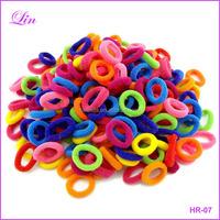 Colorful Child Kids Hair Holders Cute Rubber Hair Band Elastics Accessories Girl Women