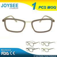 Factory Price Brand New Model Men's Fashion Naked Eye Optical Cheap Prescription Glasses Frame CE And FDA,cheap eyeglass frame