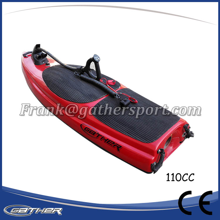 2016 hot sale ce certificated 4stroke 110CC power ski