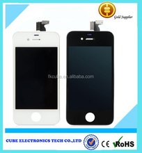mobile phone lcd for iphone 4/4s touch screen replacement