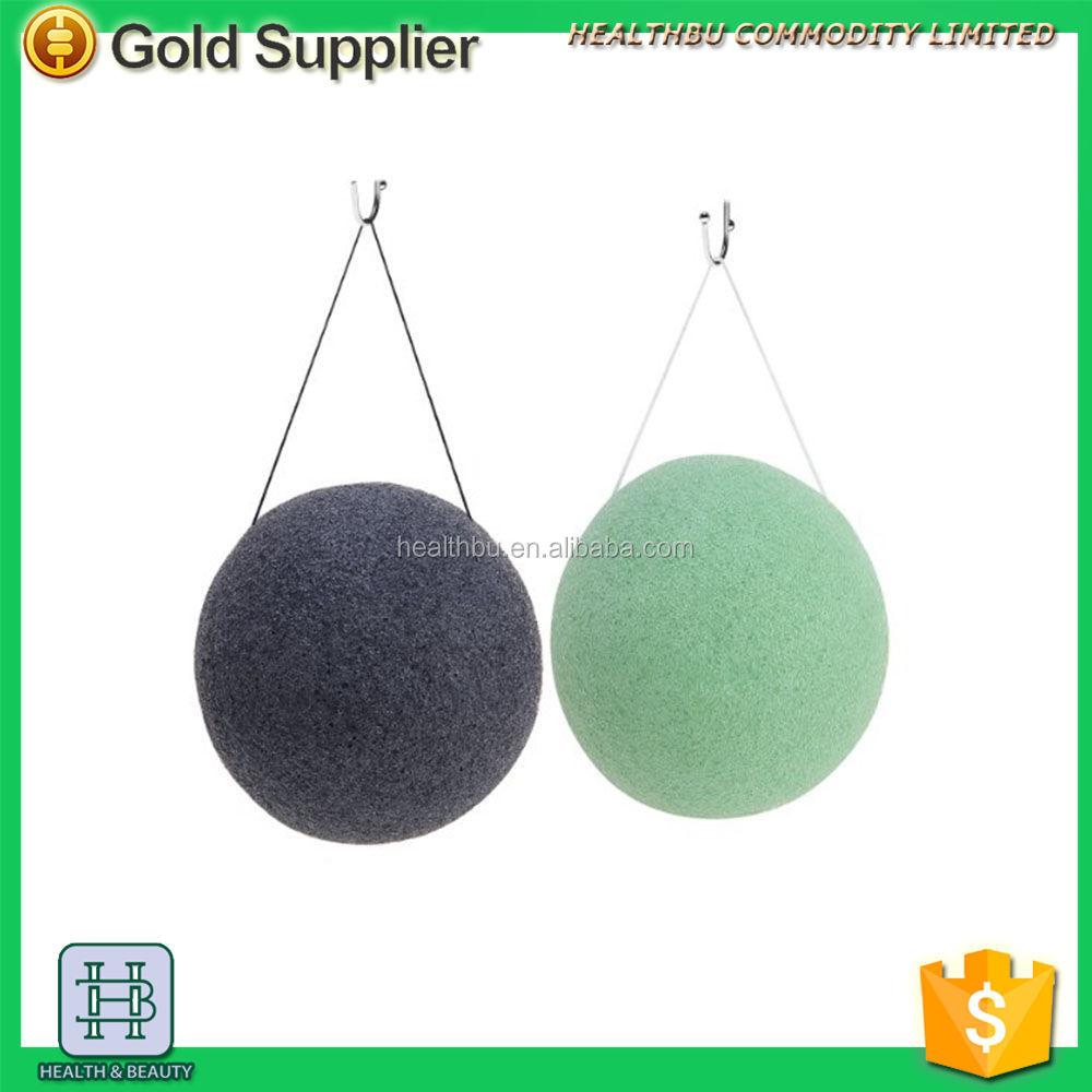 Natural Facial Body Sponges Konjac Sponge set