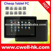 Allwinner Cheap 7 inch A13 mid tablet pc