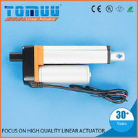 TOMUU customization industrial homecare medical care usage ce rohs certification waterproof linear actuator 24v dc motor