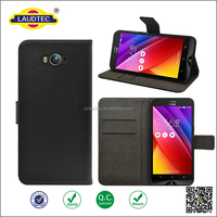 For Asus Zenfone Max ZC 550kl Leather Case Wallet Magnetic Flip Cover