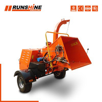 Brand new drum wood chipper price