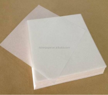 30gsm white oil proof paper for food packaging
