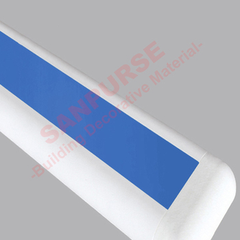 Cheap Hospital Wall Guard PVC Medical Wall Protection