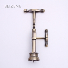 Zinc Alloy Lever Principle Vintage Bronze Luxury Cork Screw Wine Opener