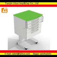 Different kinds of colored dental office cabinets dental cabinets for sale
