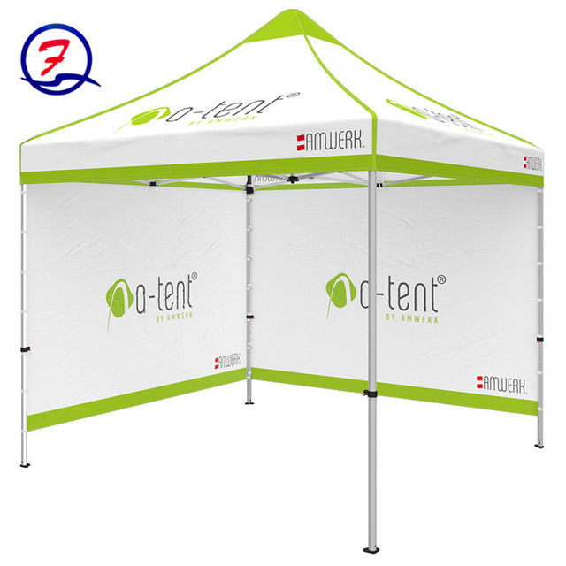 Cheap outdoor promotion advertising folding gazebos 10x10 ft custom pop up tent