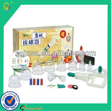 Plastic Cupping Jars Kangzhu Brand C1 Series Cupping Sets